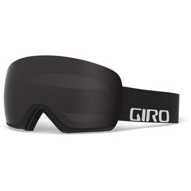 Giro Article Gafas Hombre, black wordmark/vivid smoke/vivid infrared